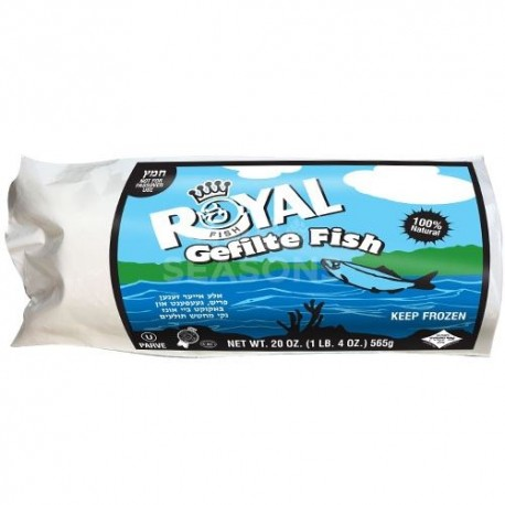 ROYAL GEFILTE FISH SWEET
